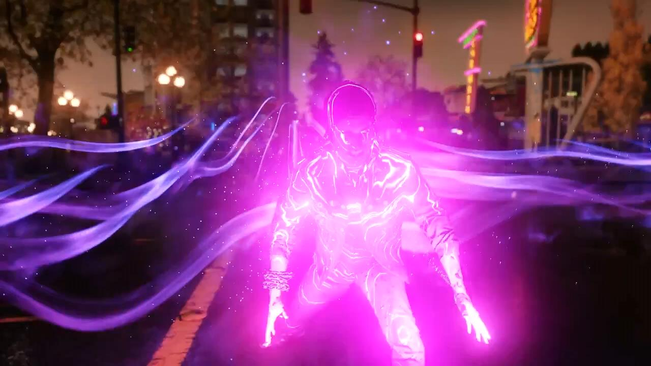 New Infamous Second Son Trailer Revealed Oprainfall