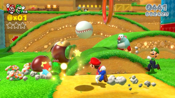 Super Mario 3D World | 2013 oprainfall Awards