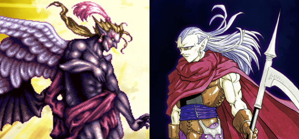 Kefka vs. Magus—RPG Villain Tournament: FINALS | oprainfall