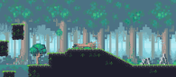 Adventures of Pip - Forest mockup