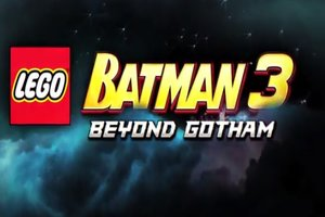 Lego Batman 3: Beyond Gotham | Logo