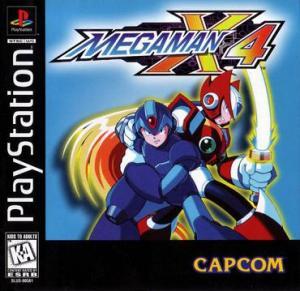 Mega Man X4 | oprainfall
