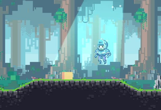 Ghost Knight | Adventures of Pip