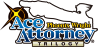 Phoenix Wright: Ace Attorney Trilogy | Logo