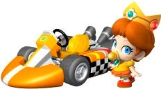 Mario Kart 8 - Baby Daisy | oprainfall
