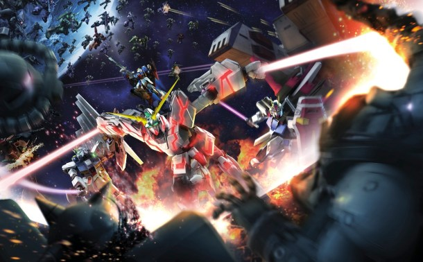 Dynasty Warriors: Gundam Reborn | E3 2014