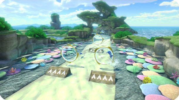 Mario Kart 8 - Dolphin Shoals   oprainfall