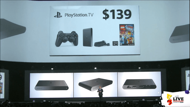 PlayStation TV Revealed