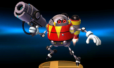 Smashing Saturdays: Super Smash Bros. - Eggman Robo | oprainfall