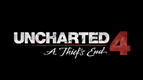 Uncharted 4: A Thief's End|Logo