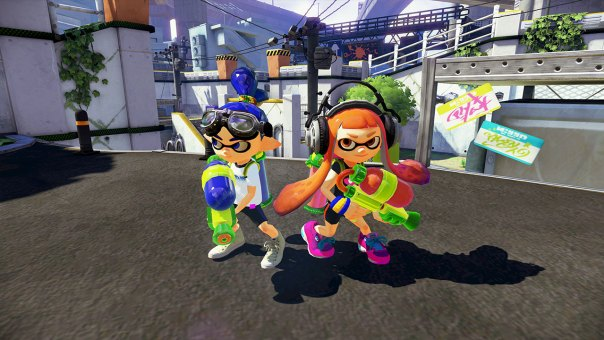 Splatoon - Kids | oprainfall