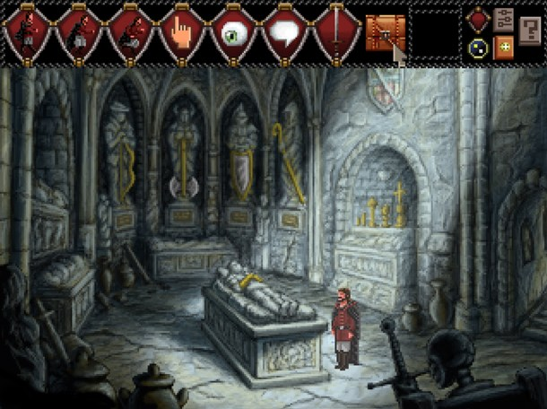 Quest for Infamy | Crypt