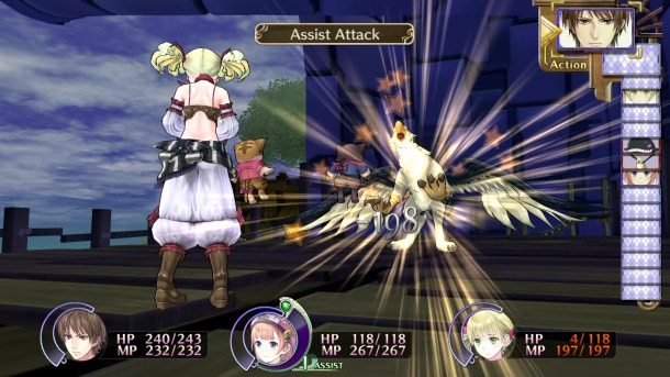 Atelier Rorona Plus | Battle