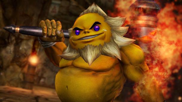 Hyrule Warriors - Darunia | Media Create