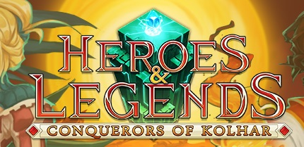 Heroes and Legends: Conquers of Kolhar | oprainfall