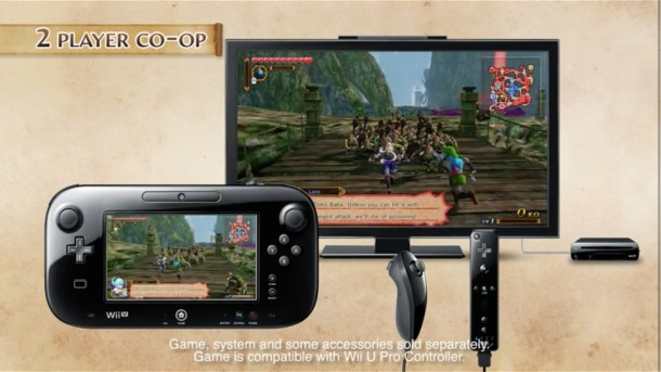 Hyrule Warriors - 2 Player Co-op