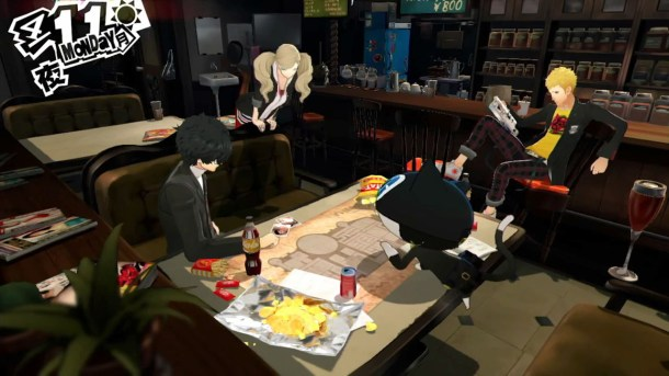 Persona 5   oprainfall