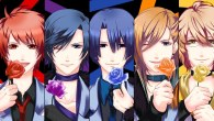 Lots of manly otome goodness for all!
