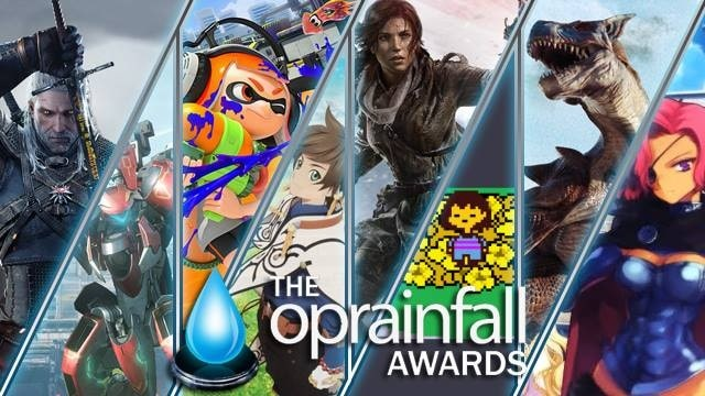 Here we go. It's the final day of the 2015 oprainfall Gaming Awards. That means that we celebrate the best of each console as well as name our Game of the Year.