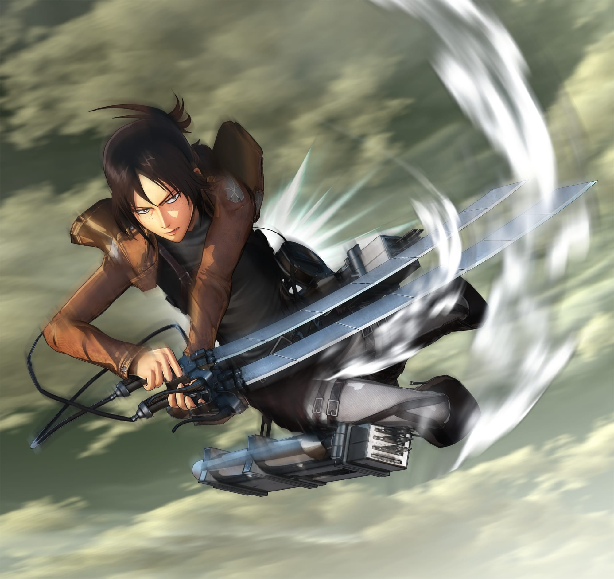 Attack On Titan Western Release Date, Screenshots, And Trailer