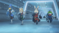Have you ever seen Star Fox..... on anime?