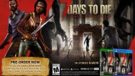7 Days to Die will be landing on Xbox One and PS4 next month with bonus skins for those that preorder.