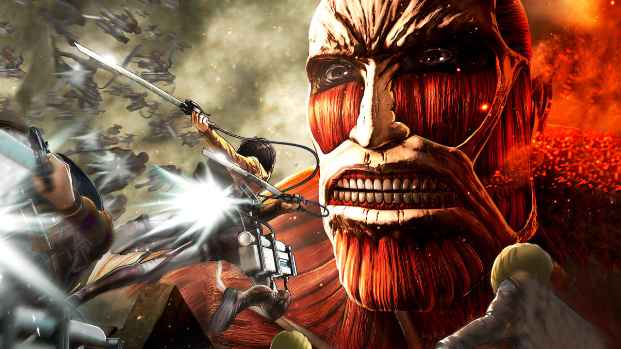 Terror Wallpaper Hd Review Attack On Titan Oprainfall