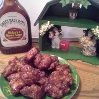 Applebee's Boneless BBQ Wings