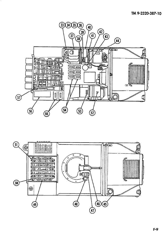 wiring diagram humvee