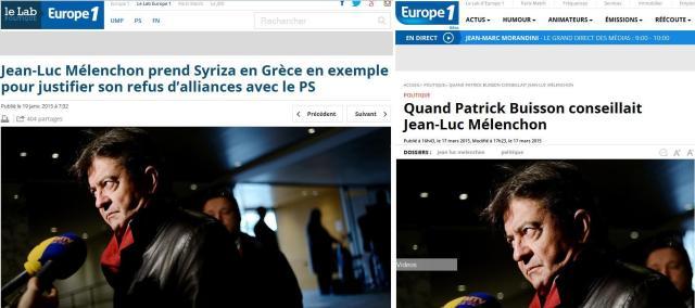 syriza -buisson