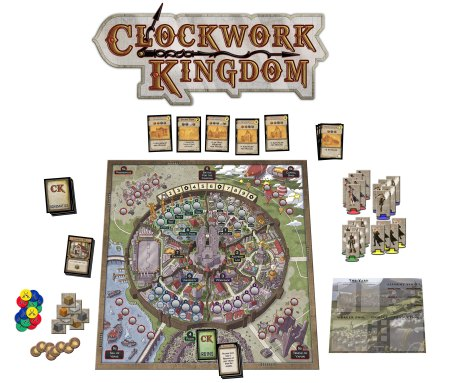 Clockwork Kingdom Flyff