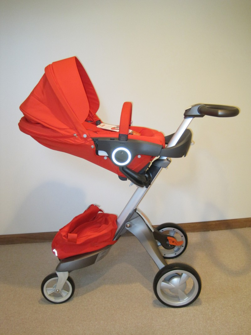 Stokke Stroller Weight Stokke Xplory Stroller Carry Cot Review