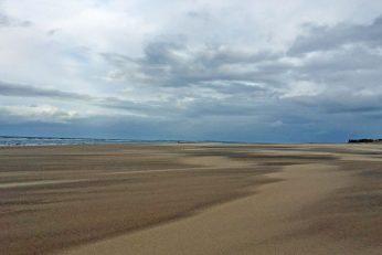 Am Strand in Zeeland