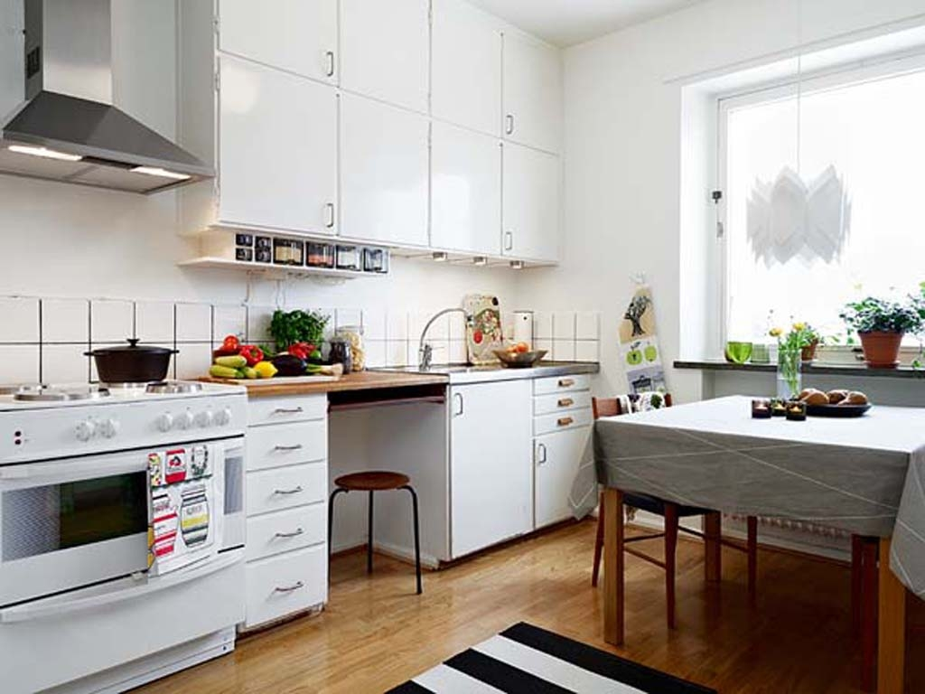 Marvellous Small Kitchens With Small Kitchen Design Ideas Remodeling Opnodes