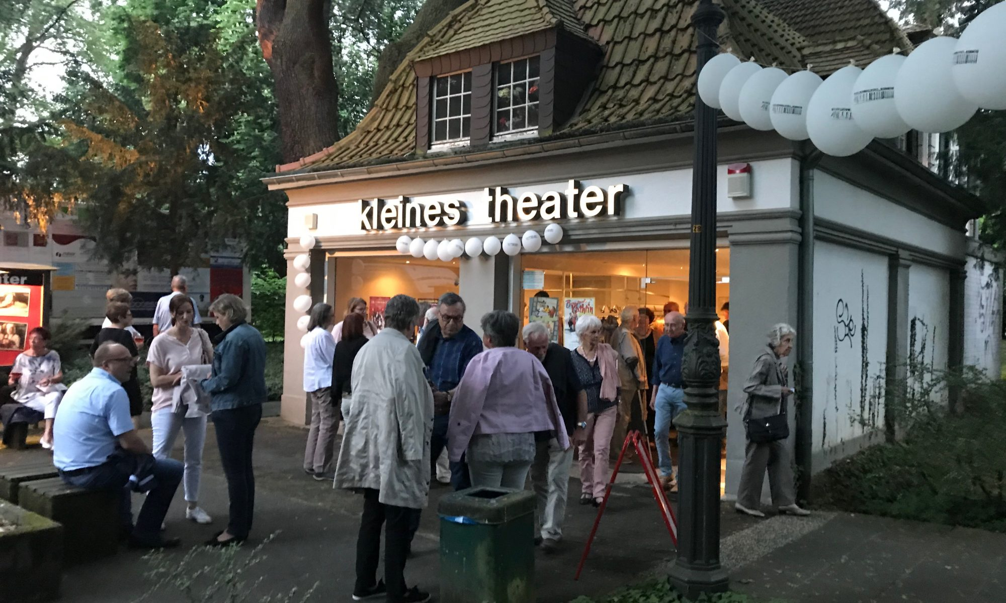 Kleines Theater Bad Godesberg Kleines Theater Bad Godesberg Frank Oppermann