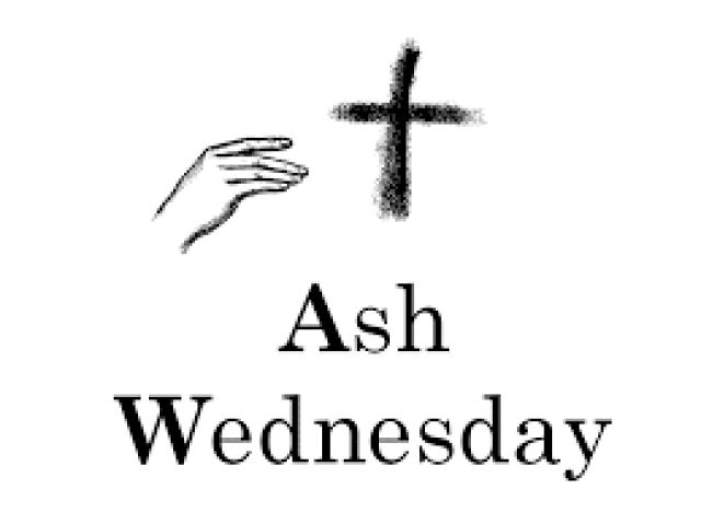 Ash Wednesday For Whatsapp