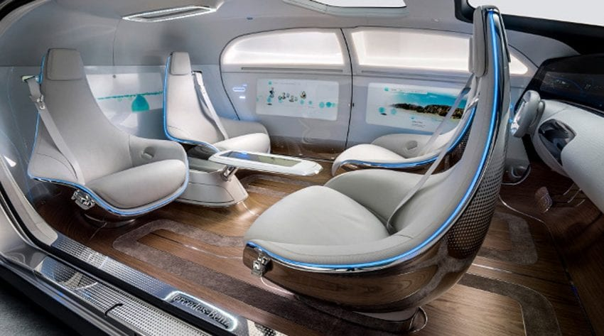 Volvo 850 Interieur The Future Of Self Driving Cars