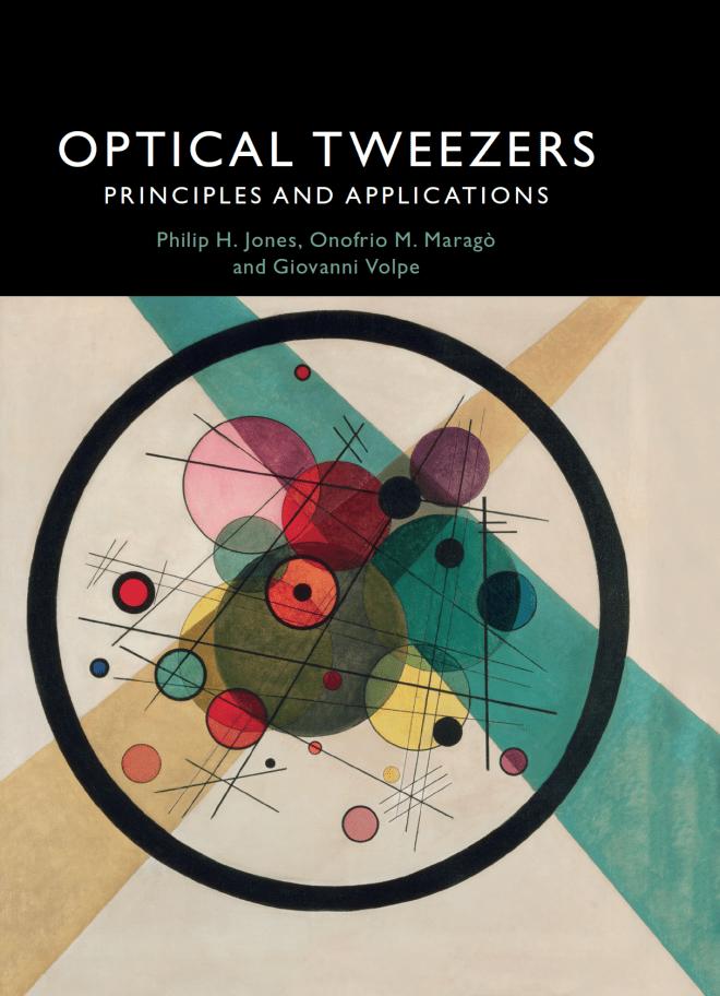 Optical Tweezers Cover