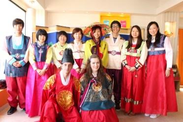 Belajar bahasa Korea di Korea