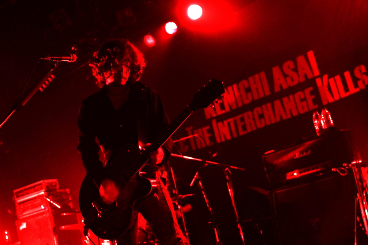 [Live Report] 浅井健一&THE INTERCHANGE KILLS - 2017年2月23日 METEO TOUR 2017 Final