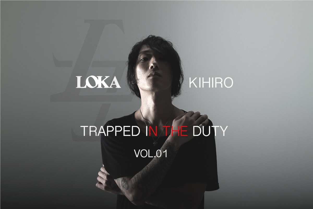 「TRAPPED IN THE DUTY」Vol.01