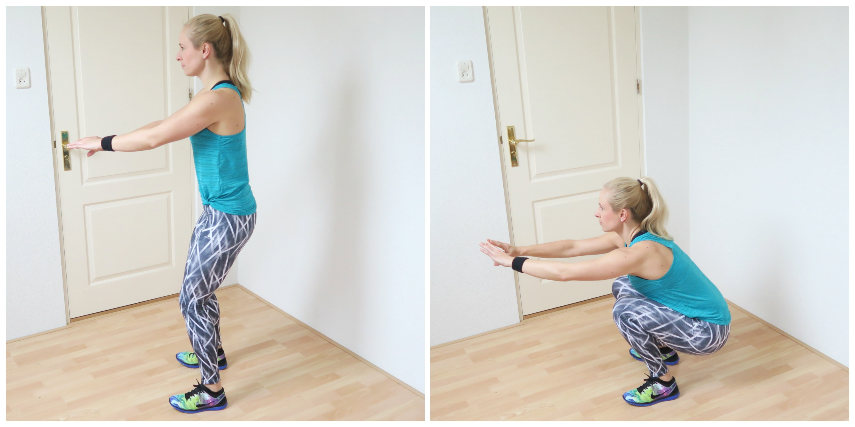 Benen Trainen Weekend Workout Challenge 13 Benen En Billen Optima