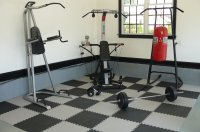 Foam Exercise Gym Flooring  Gurus Floor