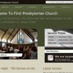 First Presbyterian Church (Union, MS)