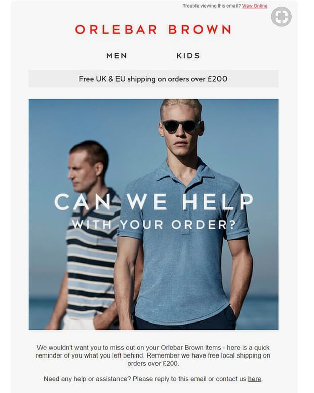 Revealed 14 Abandoned Cart Email Examples PROVEN to Boost Sales