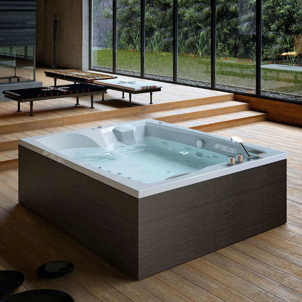 Whirlpool Innen Indoor-whirlpool - Optirelax Blog