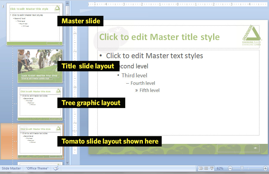 Powerpoint Masters - Opus Design