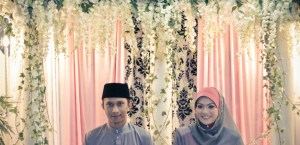 Tengku Faizal & Nur Amirah : The Solemnization