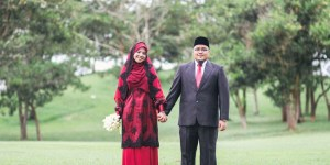 Izzat Amsyar & Nurhartini : The Reception