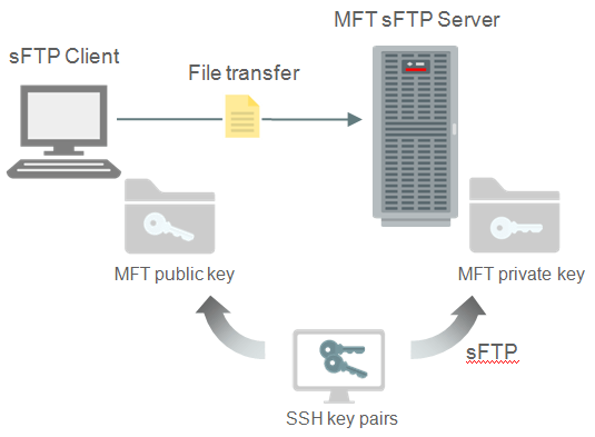 Server Sftp Oracle Mft Cloud Service Post-provisioning Task - Setting